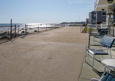 119 deck wide view