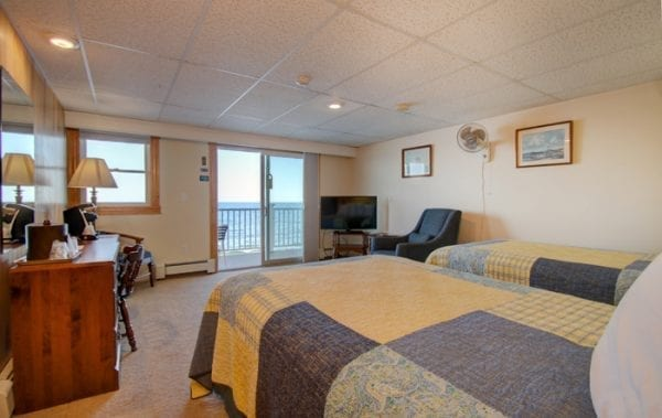 Lafayette's Oceanfront Resort Motel Wells Beach Maine