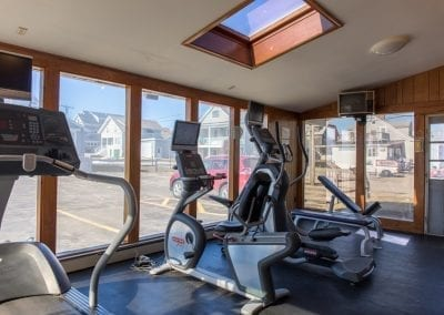 Exercise Workout Room