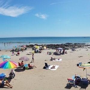 View Of Wells Beach