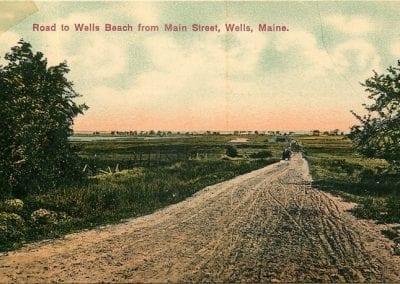 Mile Road