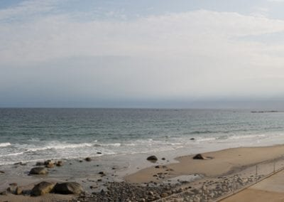 View Of Wells Beach And Ocean