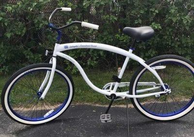 Bicycles To Borrow