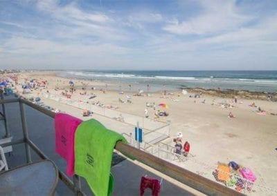 Room Deck Beach View