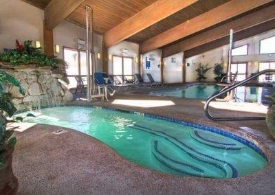 Wells Maine Motel Pool