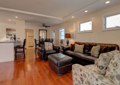 Ledge Lane Ogunquit Maine Vacation Rental Living Room