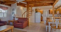 Rental Cottage Interior