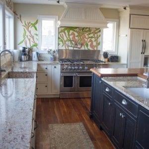 One Particular Harbor Vacation Rental Kitchen